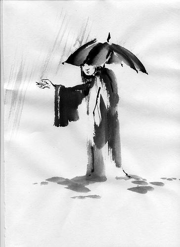 Regenfrau